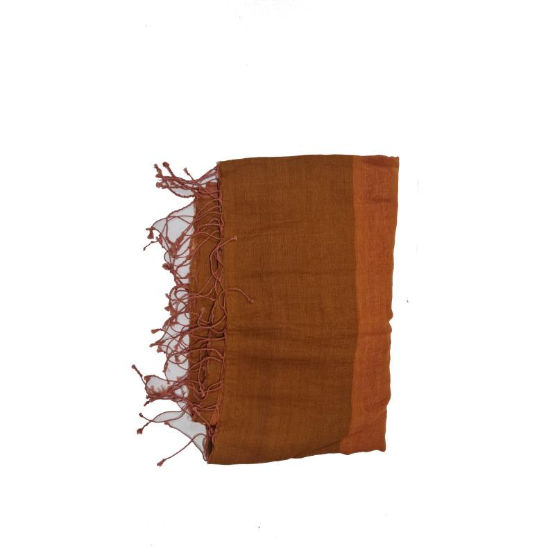 Pañuelo marrón