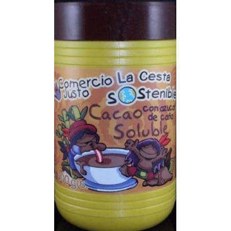 Cacao Soluble 400gr
