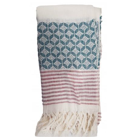 Pañuelo blanco 100% algodón