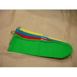 Estuche algodón cuerda - colores variados