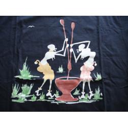 Camiseta, diseño Burkina Faso