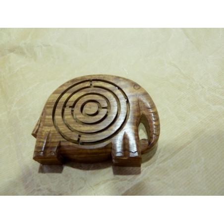 Juego madera sésamo forma elefante