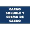 Cacao soluble y crema de cacao