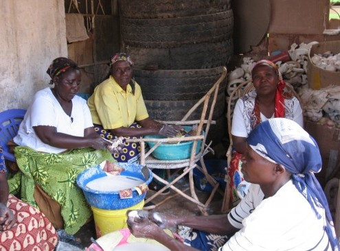 Kenia - SMOLart Self-Help Group