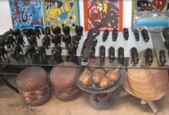 Tanzania - Mikono (Handicraft Marketing Company Tanzania Ltd)
